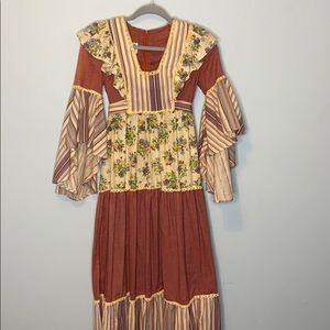 Vintage Oops   Prairie dress